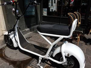 scooter electrique citycoco woqu